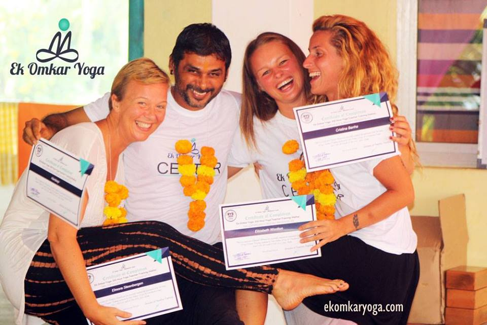 200 hour yoga teacher training course goa