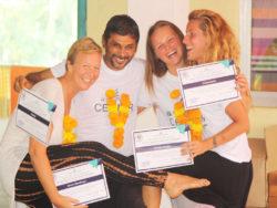 Yoga Teacher Training at EK Omkar Yoga