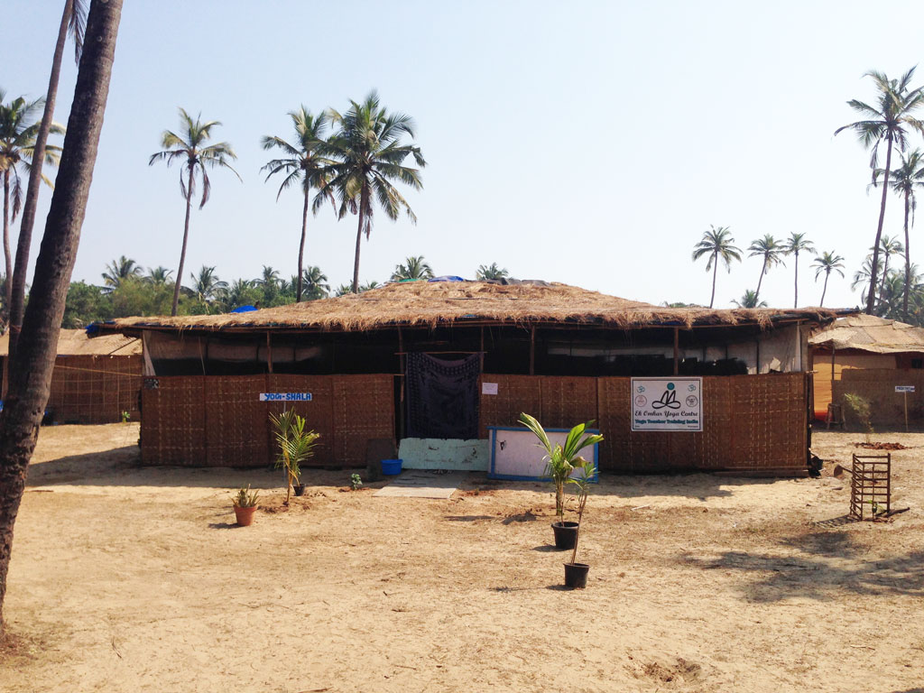 Ek Omkar Yoga Resort Goa